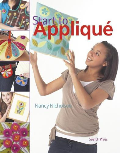 Start to Applique - Start To (Paperback)