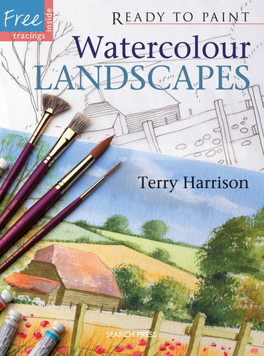 Ready to Paint: Watercolour Landscapes - Ready to Paint (Paperback)