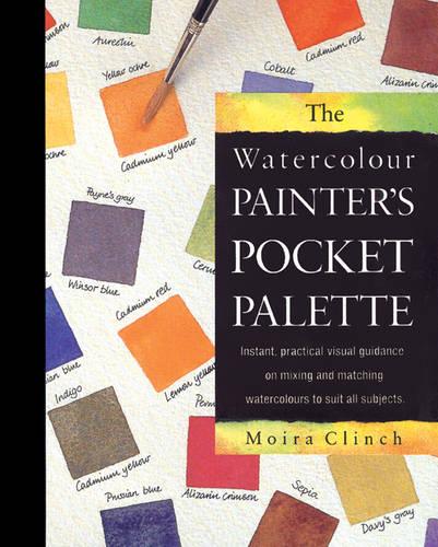 Watercolour Painter's Pocket Palette - Painter's Pocket Palette (Spiral bound)