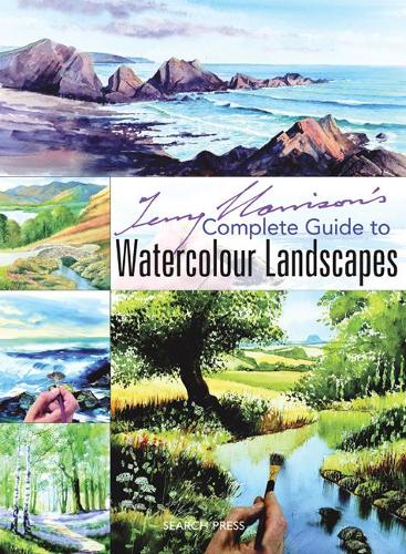 Terry Harrison's Complete Guide to Watercolour Landscapes (Paperback)