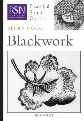 RSN Essential Stitch Guides: Blackwork - RSN Essential Stitch Guides (Spiral bound)