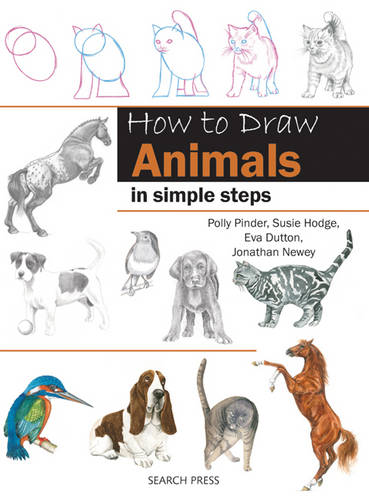 How to Draw: Animals: In Simple Steps - How to Draw (Paperback)