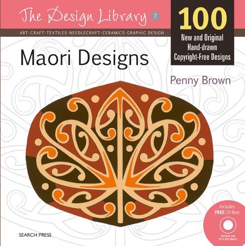 Maori Designs - Design Library 07