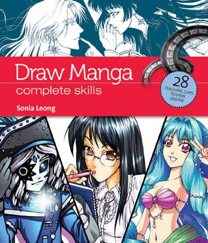 Draw Manga: Complete Skills (Paperback)