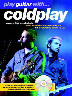 Play Guitar With... Coldplay (Paperback)