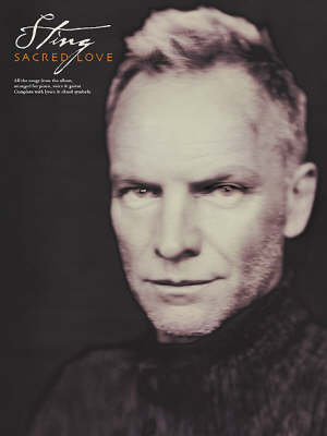 Sting: Sacred Love (Paperback)