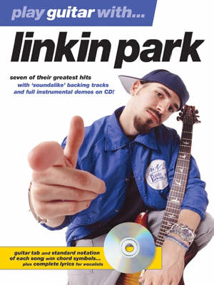 Play Guitar With... Linkin Park (Paperback)