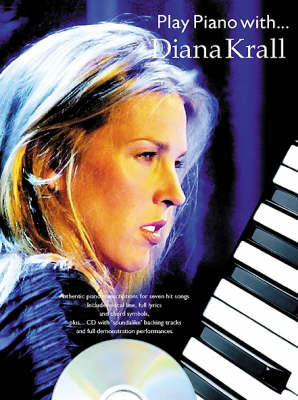 Play Piano With... Diana Krall (Paperback)