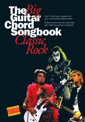 The Big Guitar Chord Songbook (Paperback)