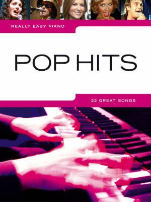Really Easy Piano: Pop Hits (Paperback)