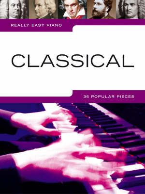 Really Easy Piano: Classical (Paperback)