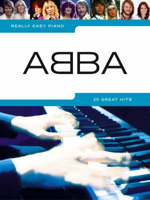 Really Easy Piano: Abba (Book)