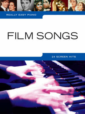 Really Easy Piano: Film Songs (Paperback)