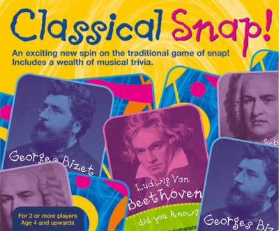 Classical Snap! (Board book)