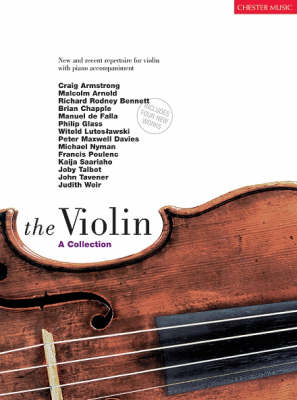 The Violin: A Collection (Paperback)