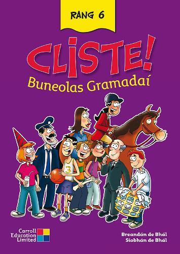 Cliste 6th Class - Cliste! (Paperback)