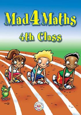 Mad 4 Maths - 4th Class - Mad 4 Maths (Paperback)