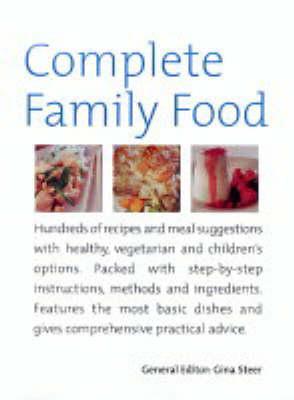 Complete Family Food (Hardback)