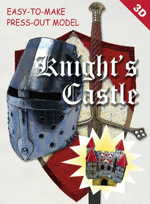 Knight's Castle - Press-Out Models S. (Hardback)