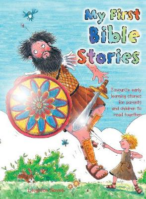 My First Bible Stories: Favourite ealy-learning stories for parents and children to read together - My First... (Hardback)