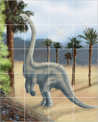 Dinosaurs Jigsaw Cubes - Jigsaw Cubes