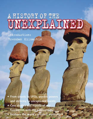 A History of the Unexplained - Source Book S. (Hardback)