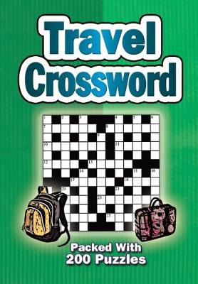 Travel Crossword (Spiral bound)