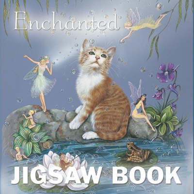 Enchanted Jigsaw Book - Jigsaw Books S. (Hardback)