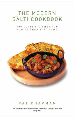 The Modern Balti Curry Cookbook (Paperback)