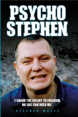 Psycho Stephen (Hardback)