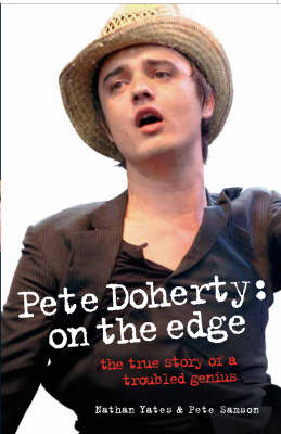 Pete Doherty: On the Edge (Paperback)