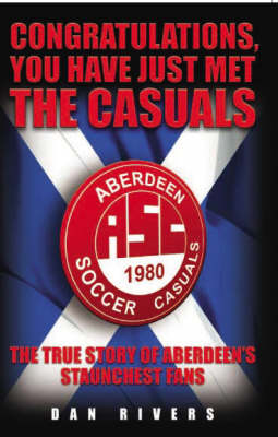 Congratulations, You Have Just Met the Casuals (Paperback)