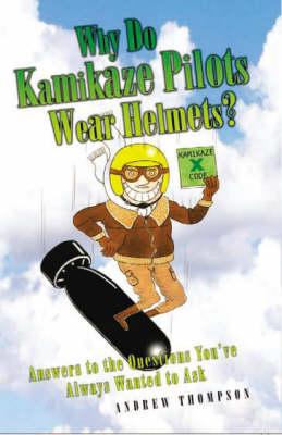 Why Do Kamikaze Pilots Wear Helmets? (Hardback)