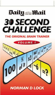 """The """"Daily Mail"""" 30 Second Challenge: v. 1 (Paperback)"""