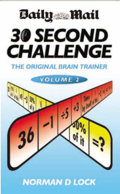 """The """"Daily Mail"""" 30 Second Challenge: v. 2 (Paperback)"""