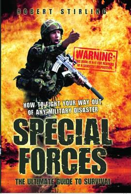 Special Forces the Ult Guide to Survival (Hardback)