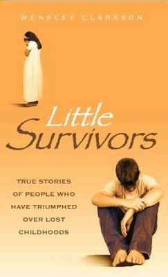 Little Survivors: True Stories of People Who Have Triumphed Over Lost Childhoods. (Paperback)
