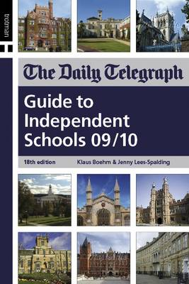 Guide to Independent Schools 09/10 2009/2010 (Paperback)