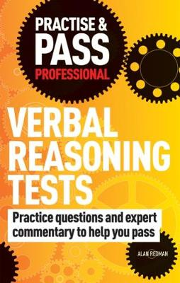 Practise & Pass Professional: Verbal Reasoning Tests - Practise & Pass Professional (Paperback)
