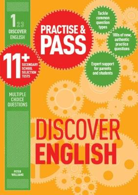 Practise & Pass 11+ Level One: Discover English - Practise & Pass 11+ (Paperback)