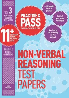 Practise & Pass 11+ Level Three: Non-verbal Reasoning Practice Test Papers - Practise & Pass 11+ (Paperback)