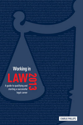 Working in Law 2013 (Paperback)