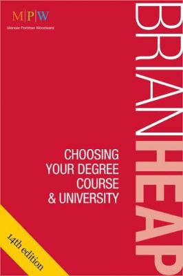 Choosing Your Degree Course & University (Paperback)
