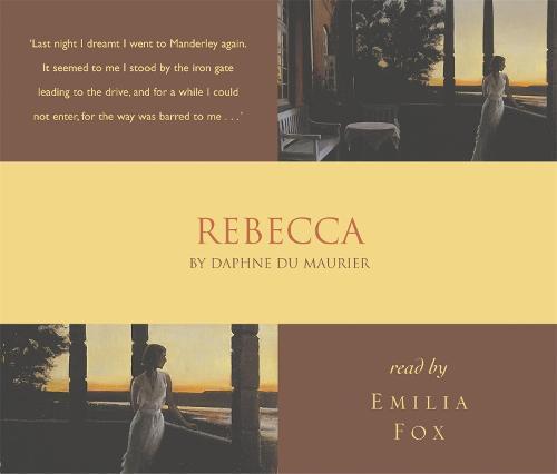 Rebecca (CD-Audio)
