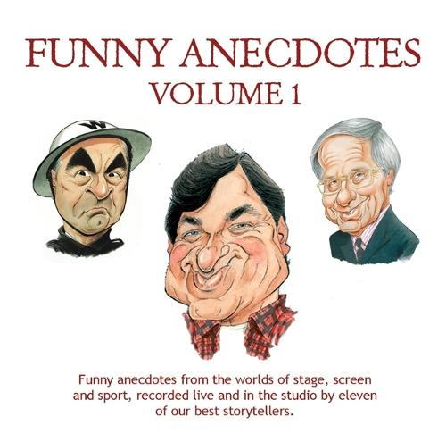 Funny Anecdotes (CD-Audio)