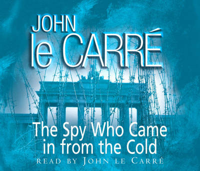 The Spy Who Came in from the Cold (CD-Audio)