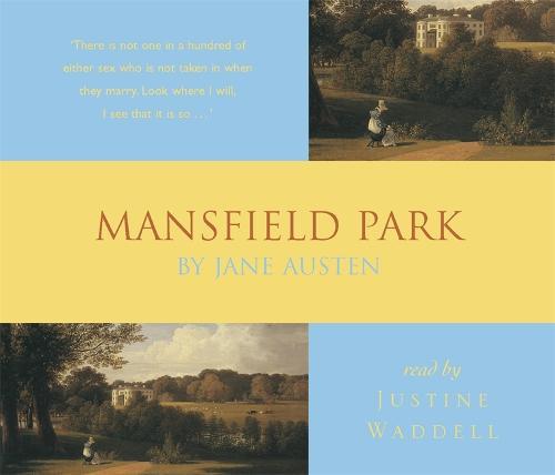 Mansfield Park (CD-Audio)