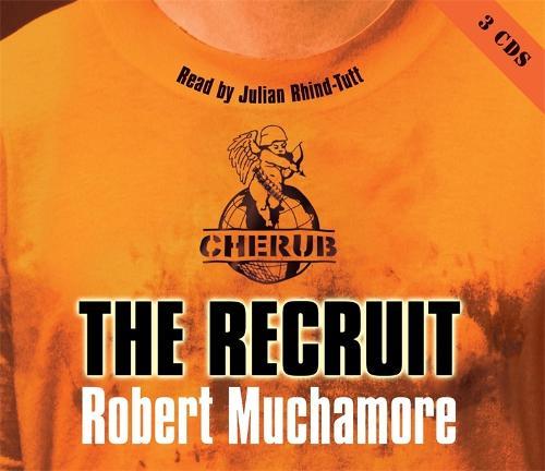 CHERUB: The Recruit: Book 1 - CHERUB (CD-Audio)