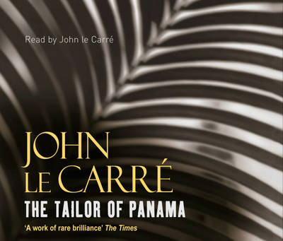 The Tailor of Panama (CD-Audio)