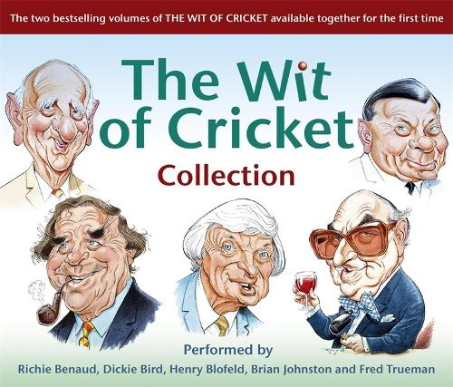 Wit of Cricket Collection (CD-Audio)